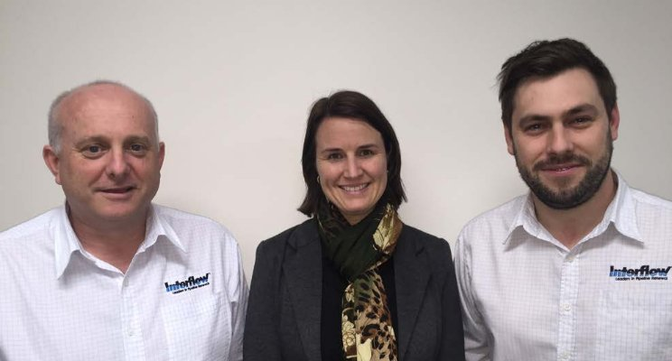 Interflow expands leadership team in corporate re-structure to support growth