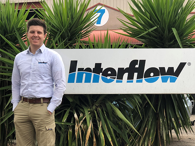 Interflow's Project Engineer, Alec Dawson, attended the mental health program run by MATES in Construction.